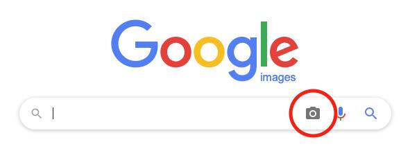 Képalapú keresés a Google asztali verzióján